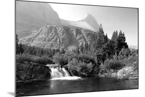 Glacier 6-Gordon Semmens-Mounted Photographic Print