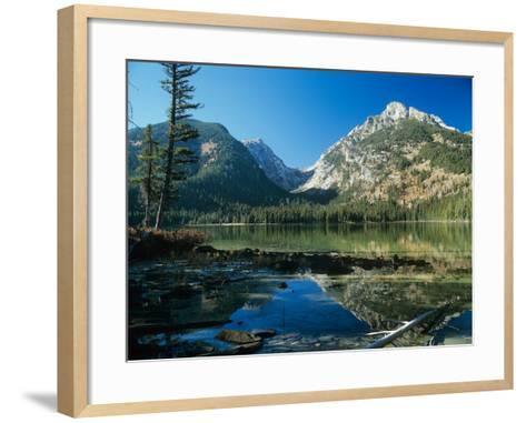 Teton-Gordon Semmens-Framed Art Print
