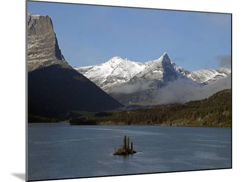 Glacier Park II-J.D. Mcfarlan-Mounted Photographic Print