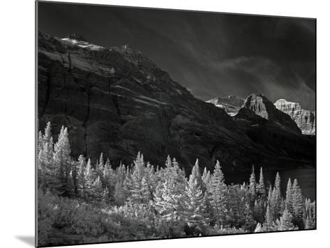 Glacier Park I-J.D. Mcfarlan-Mounted Photographic Print