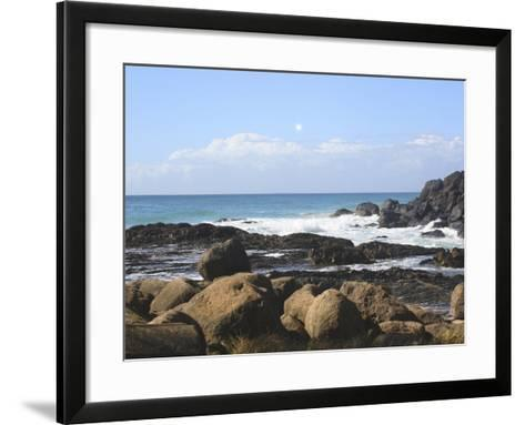 Aussie Rocks 3-Karen Williams-Framed Art Print