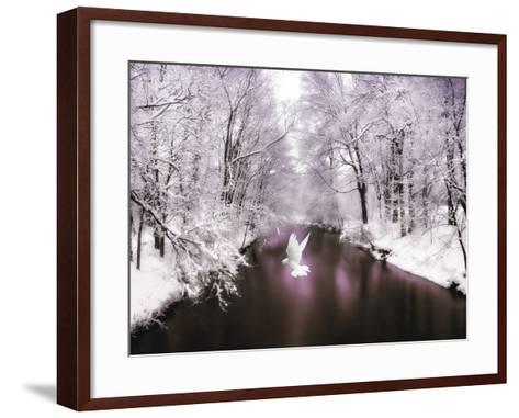 Peace on Earth-Jessica Jenney-Framed Art Print