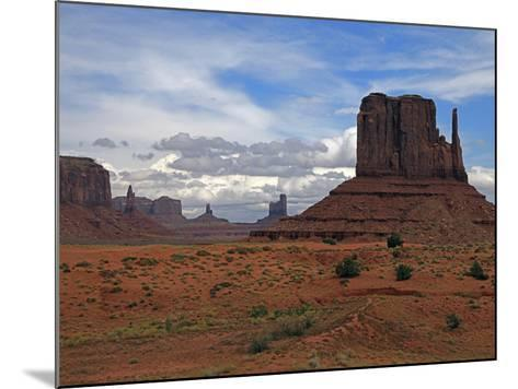 Monument Valley II-J.D. Mcfarlan-Mounted Photographic Print