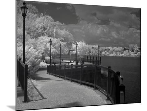 Augusta Riverwalk-J.D. Mcfarlan-Mounted Photographic Print