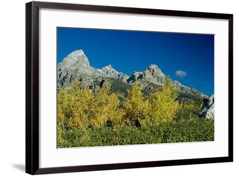Grand Teton 10-Gordon Semmens-Framed Art Print