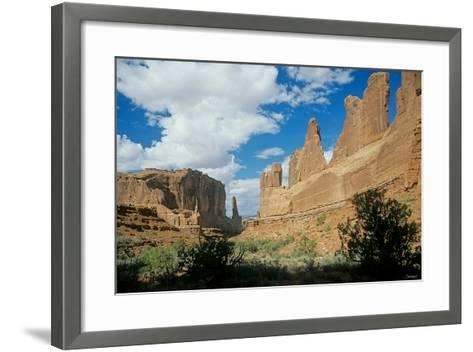 Arches-Gordon Semmens-Framed Art Print