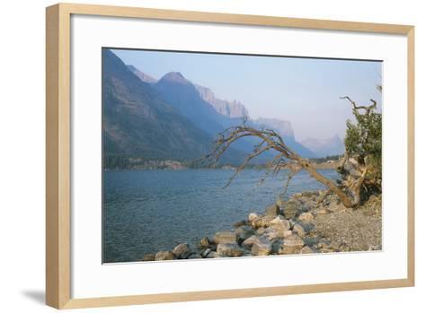 Glacier National Park 13-Gordon Semmens-Framed Art Print