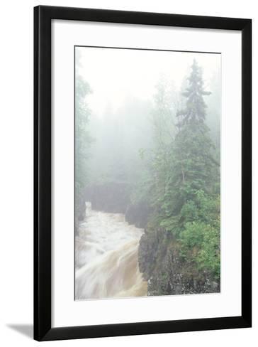 Lake Superior 17-Gordon Semmens-Framed Art Print