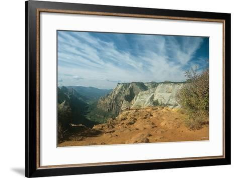 Zion 07-Gordon Semmens-Framed Art Print