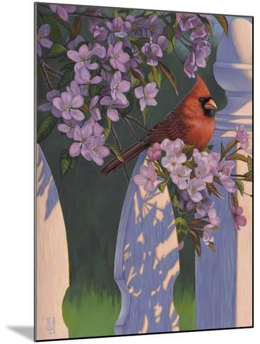 Crimson Evening-Jeffrey Hoff-Mounted Photographic Print