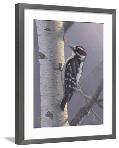 Downy-Jeffrey Hoff-Framed Art Print
