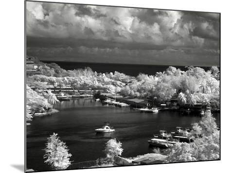 St. Lucia-J.D. Mcfarlan-Mounted Photographic Print
