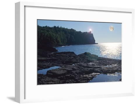 Lake Superior 13-Gordon Semmens-Framed Art Print