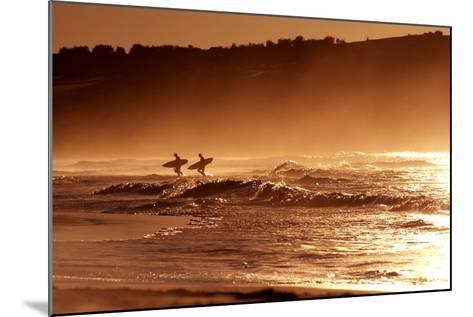 Orange Day-Incredi-Mounted Photographic Print
