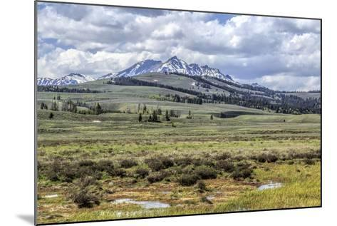 Electric Peak-Galloimages Online-Mounted Photographic Print