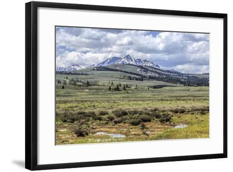 Electric Peak-Galloimages Online-Framed Art Print