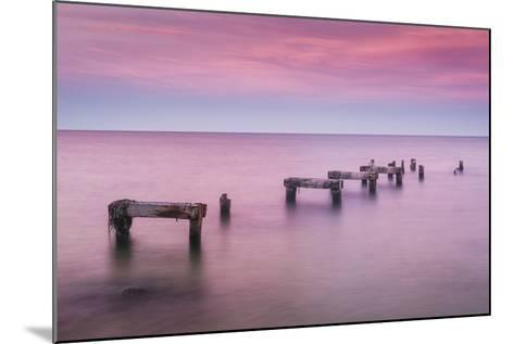 Jetty No More-Michael Blanchette-Mounted Photographic Print