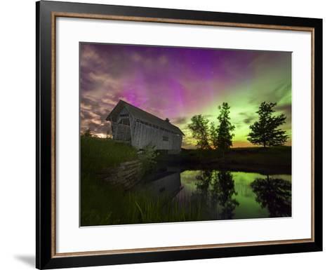 The Color of Night-Michael Blanchette-Framed Art Print