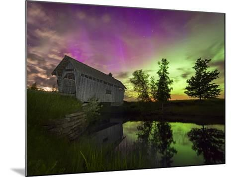 The Color of Night-Michael Blanchette-Mounted Photographic Print