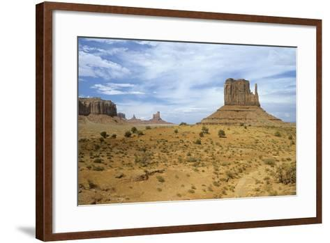 Monument Valley 05-Gordon Semmens-Framed Art Print