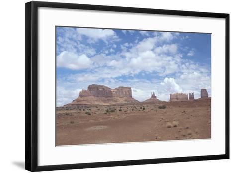 Monument Valley 11-Gordon Semmens-Framed Art Print