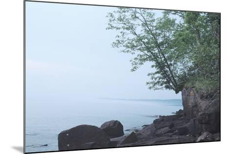 Lake Superior 05-Gordon Semmens-Mounted Photographic Print