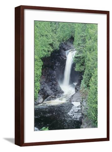Lake Superior 11-Gordon Semmens-Framed Art Print