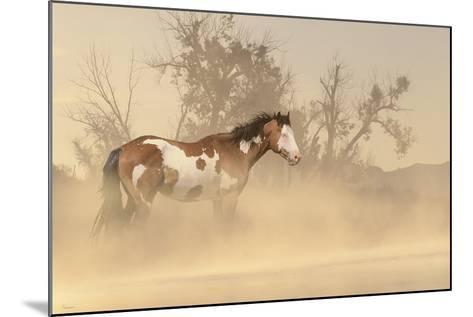 Misty River-Gordon Semmens-Mounted Photographic Print