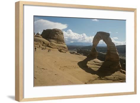 Arches 26-Gordon Semmens-Framed Art Print