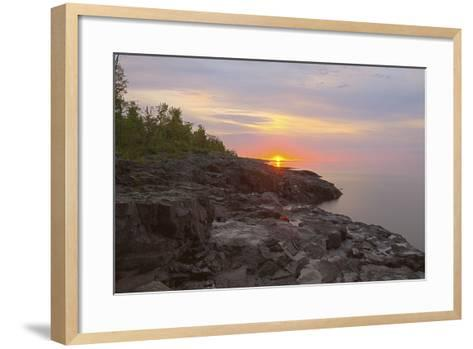 North Shore 2-Gordon Semmens-Framed Art Print