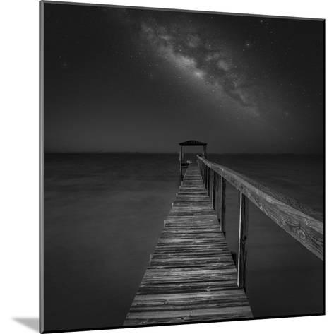 Milky Way in Florida 2-Moises Levy-Mounted Photographic Print