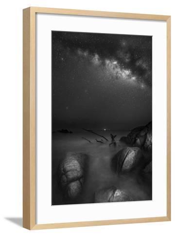 Milky Way Huatulco 2-Moises Levy-Framed Art Print