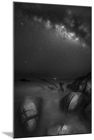 Milky Way Huatulco 2-Moises Levy-Mounted Photographic Print