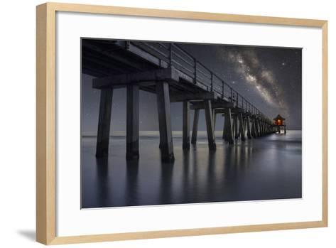 Still Searching-Moises Levy-Framed Art Print