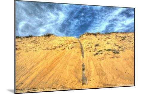 Cape Dune and Stairst-Robert Goldwitz-Mounted Photographic Print