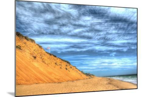 Cape Cod Dune and Colors 2-Robert Goldwitz-Mounted Photographic Print