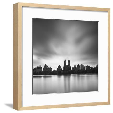 Gotham City 12-Moises Levy-Framed Art Print