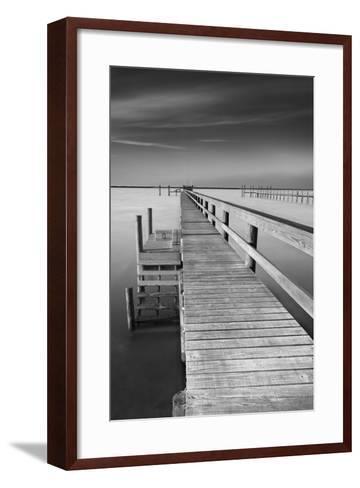 Future I-Moises Levy-Framed Art Print
