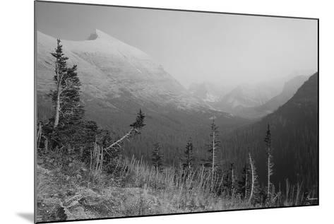 Glacier 1-Gordon Semmens-Mounted Photographic Print