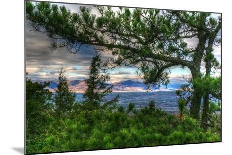 Mountain Views-Robert Goldwitz-Mounted Photographic Print