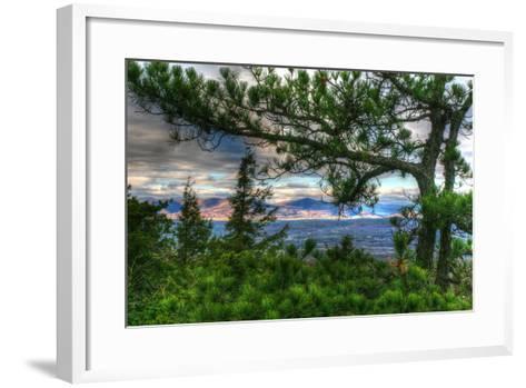 Mountain Views-Robert Goldwitz-Framed Art Print