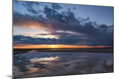 Ripples and Fluff-Michael Blanchette-Mounted Photographic Print