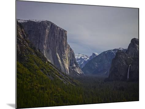 Tunnel View-Moises Levy-Mounted Photographic Print