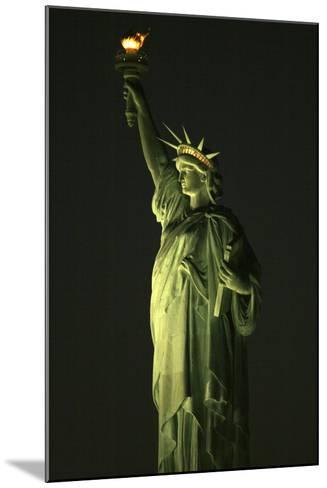 Liberty Vertical-Robert Goldwitz-Mounted Photographic Print