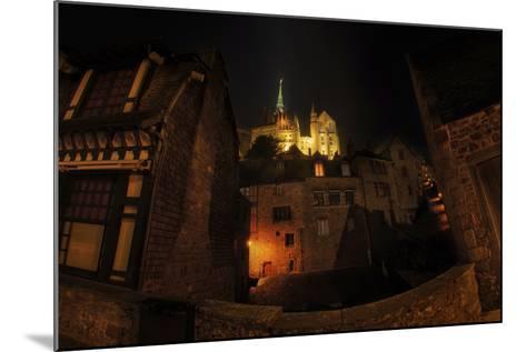 St Michel 3-Sebastien Lory-Mounted Photographic Print