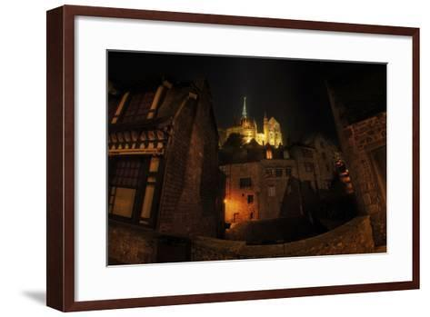 St Michel 3-Sebastien Lory-Framed Art Print