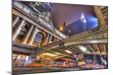 Grand Central-Moises Levy-Mounted Photographic Print