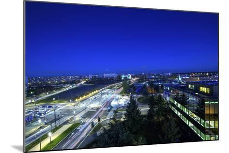 Roof Velizy-Sebastien Lory-Mounted Photographic Print