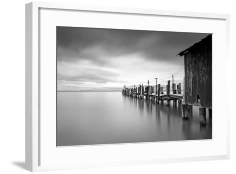 China Camp Pano-Moises Levy-Framed Art Print