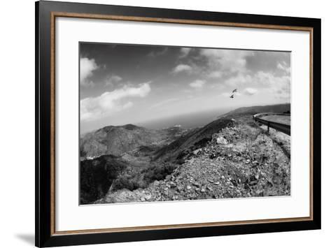 Silence Creus-Sebastien Lory-Framed Art Print